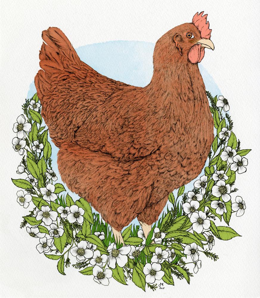 jackie-hahn-hen-with-flowers.jpg