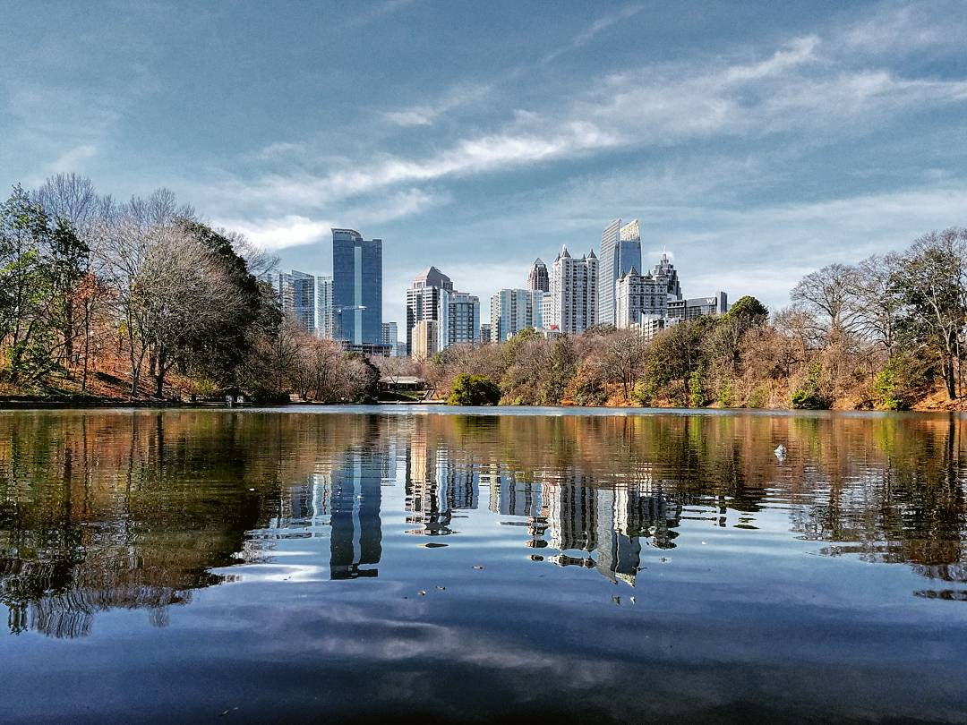 Peachtree Park - Atlanta, Georgia