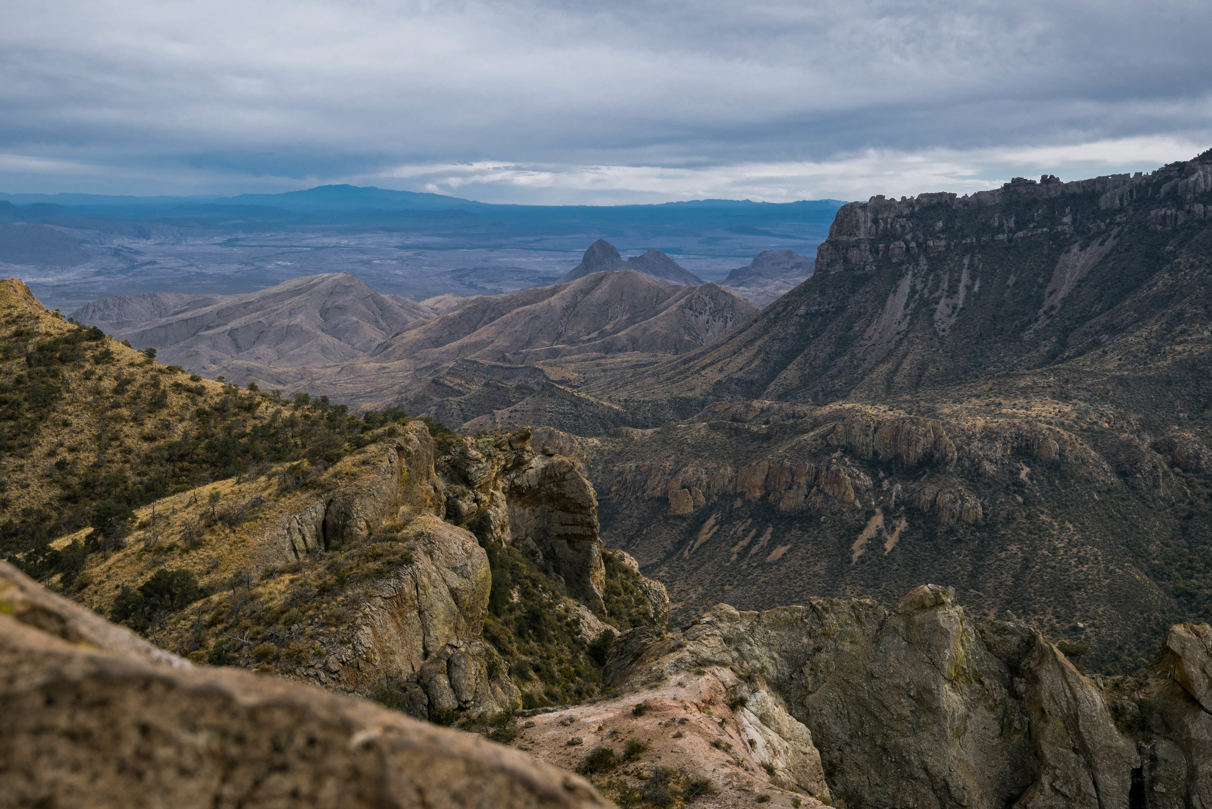 Big Bend - Texas