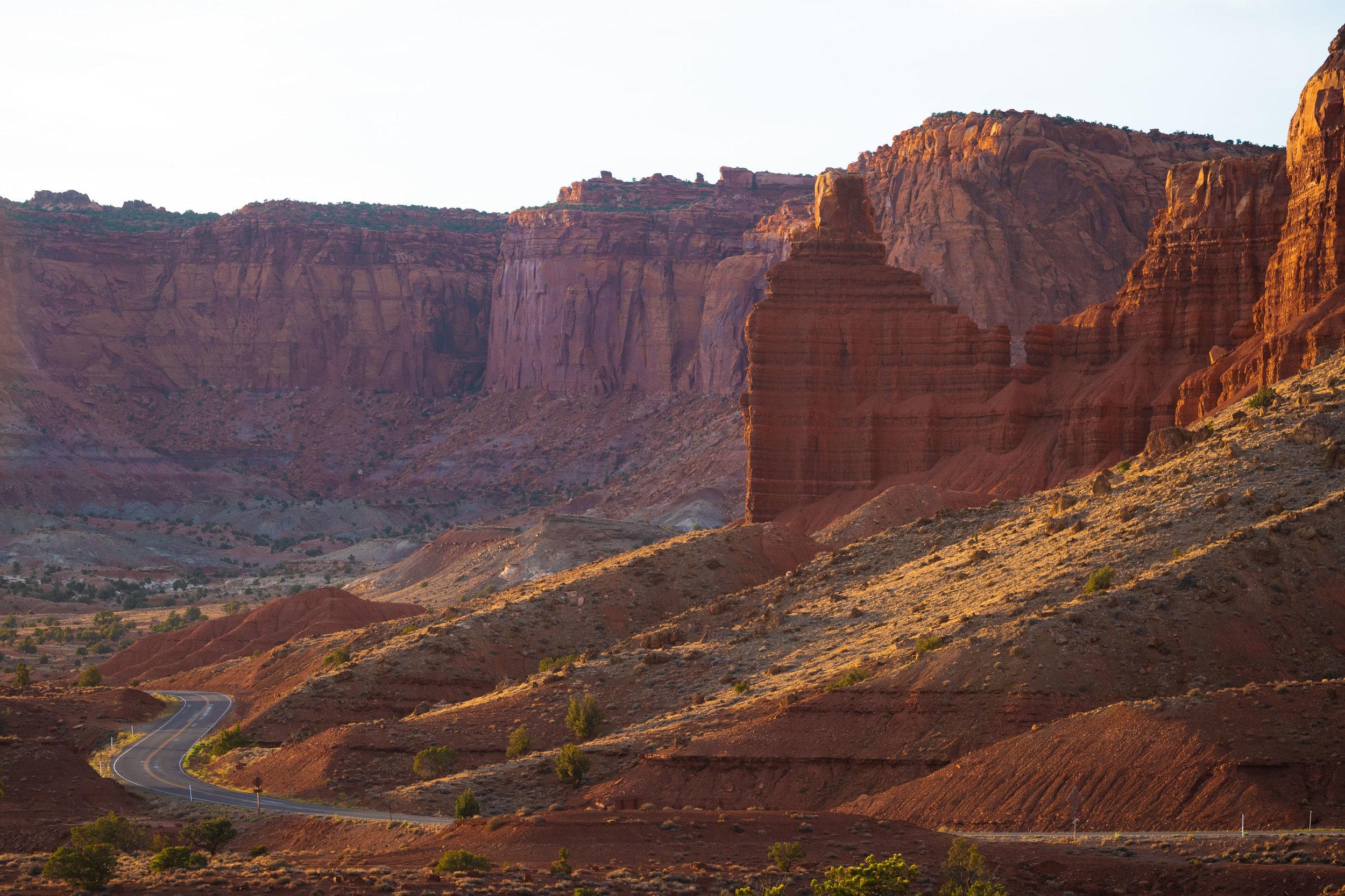 Capitol Reef - Utah