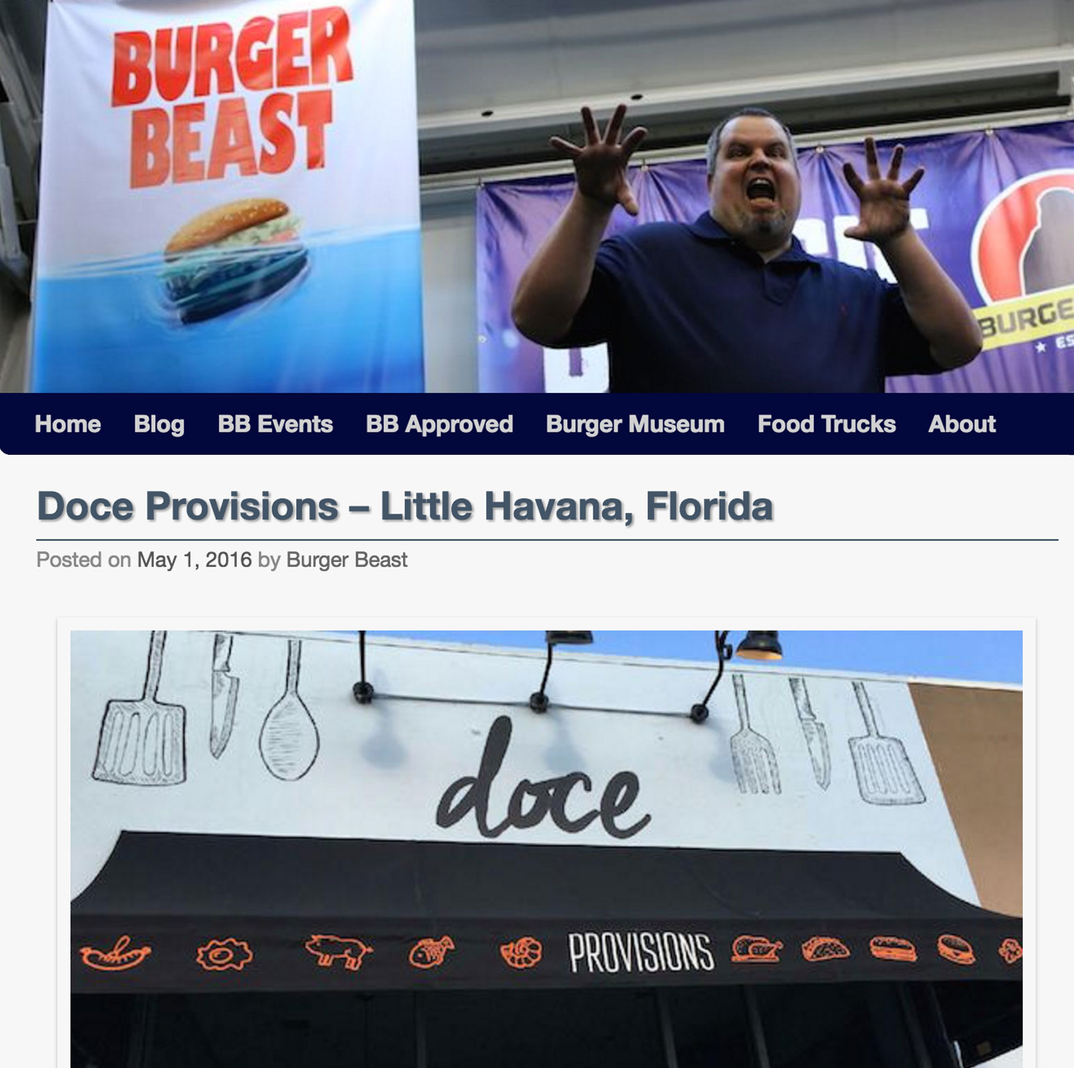 Doce Provisions - Little Havana, Florida ... READ MORE