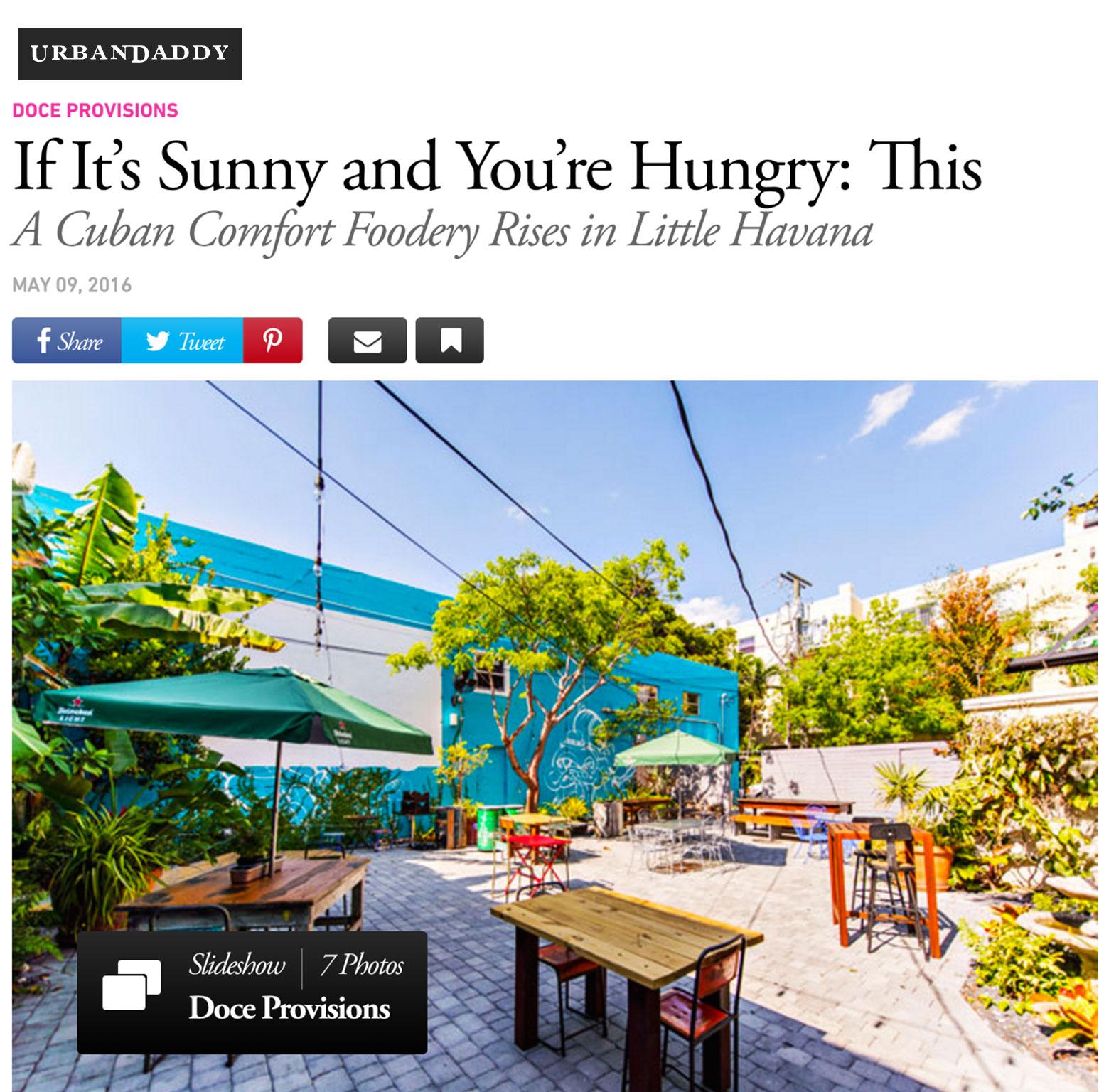 A Cuban comfort foodery rises in Little Havana ...  READ MORE