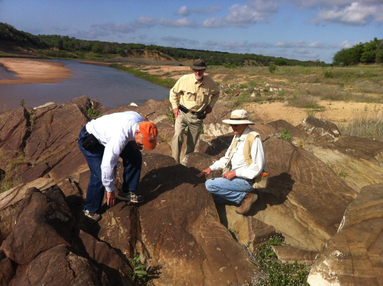 Field geologists