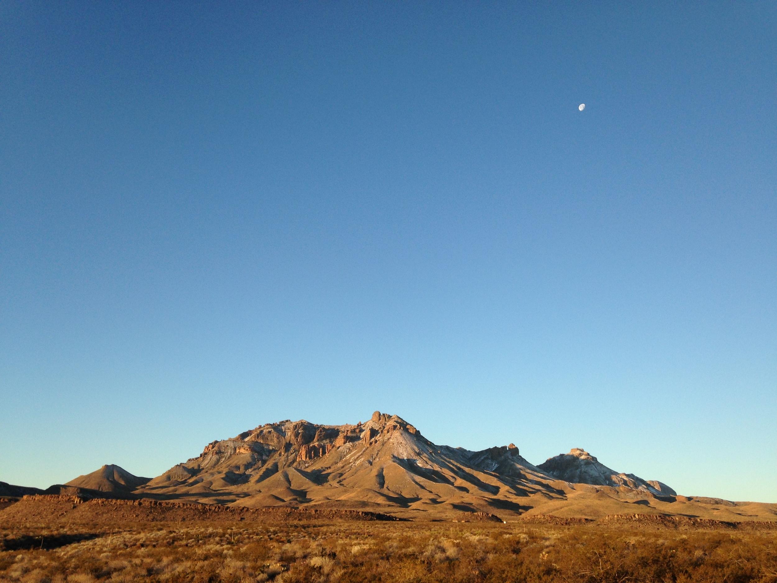 Chisos Mountains, West Texas