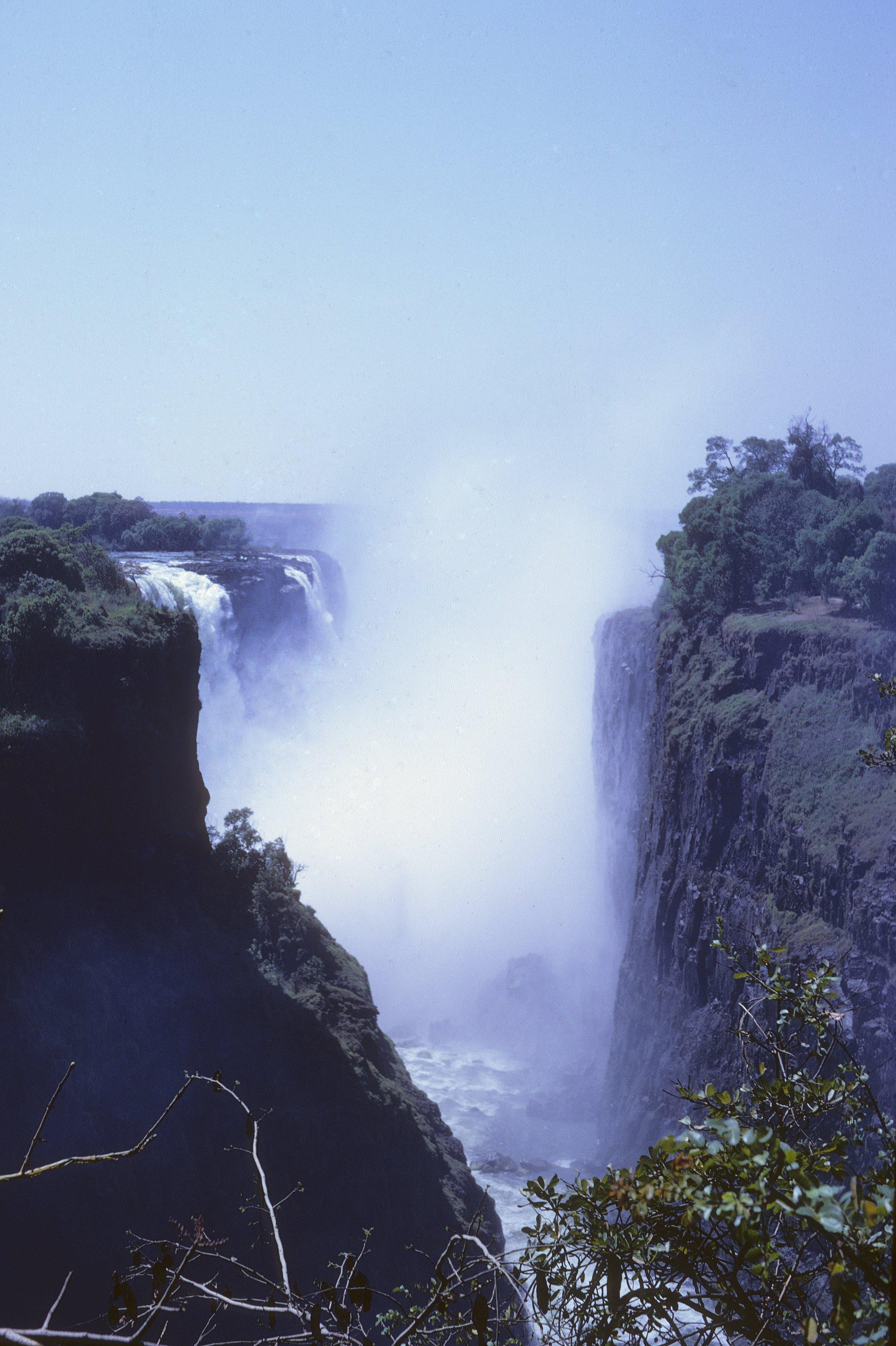 Victoria Falls, Zimbabwe/Zambia