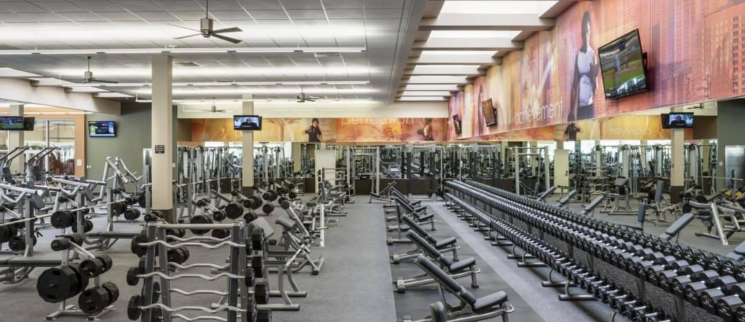 Photo: LA Fitness