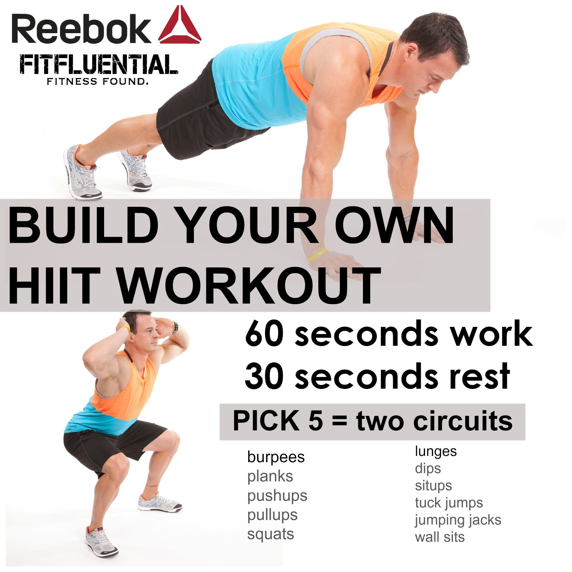 Photo: Reebok and FitFluential