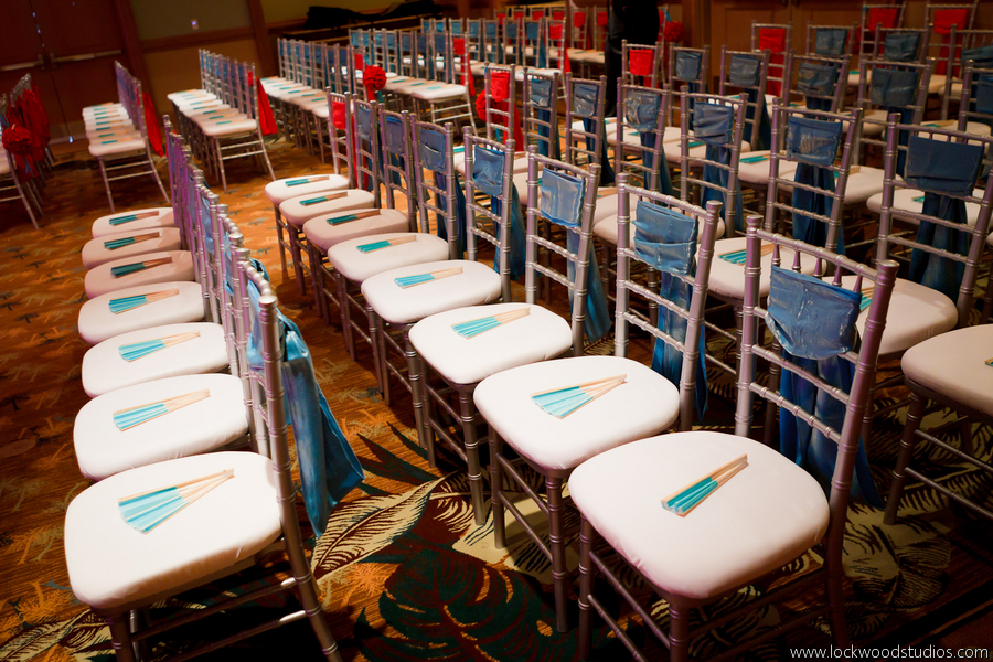 Silver Chiavari Chairs with White Signature cushions