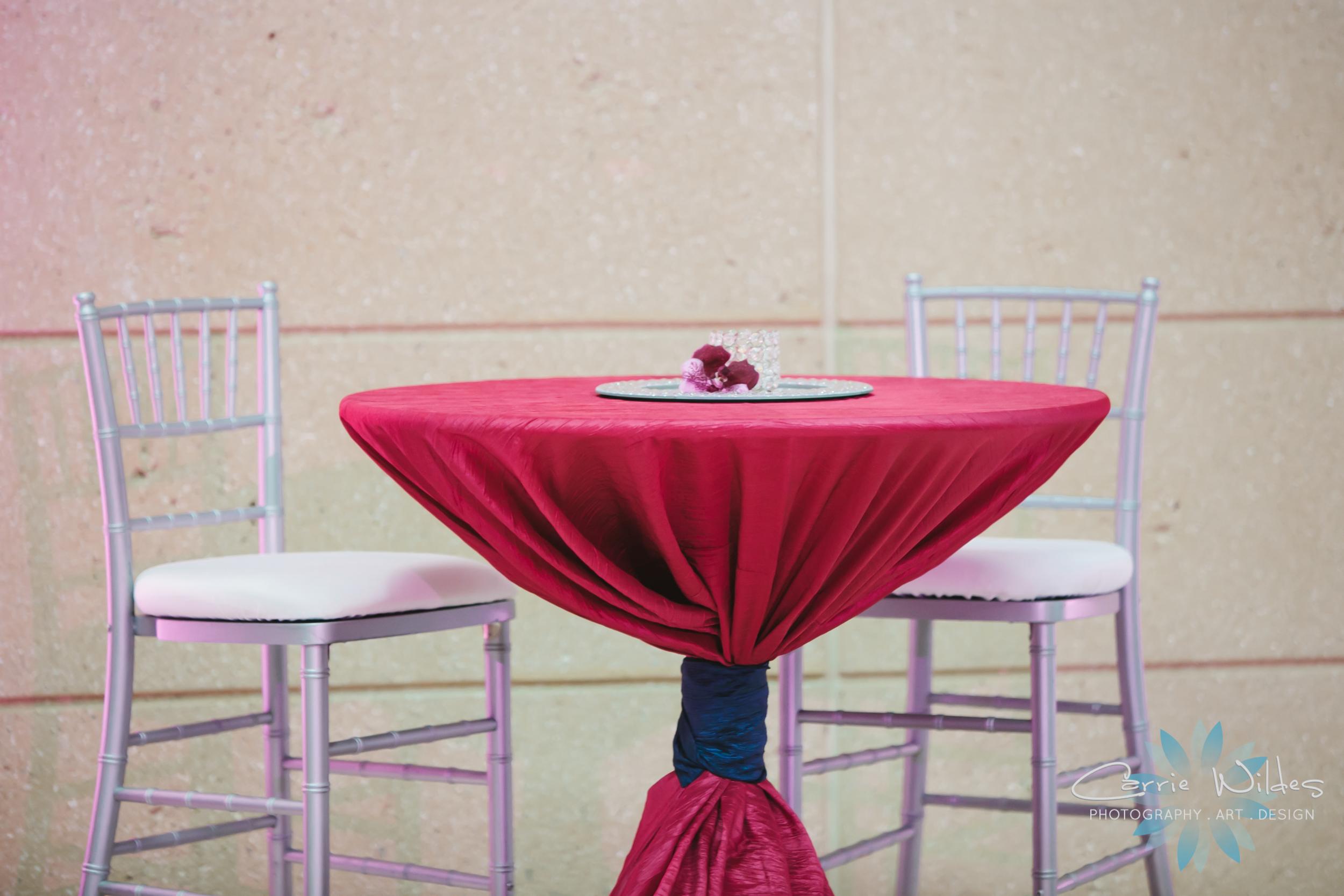 """30"""" Hi-top Tables"""