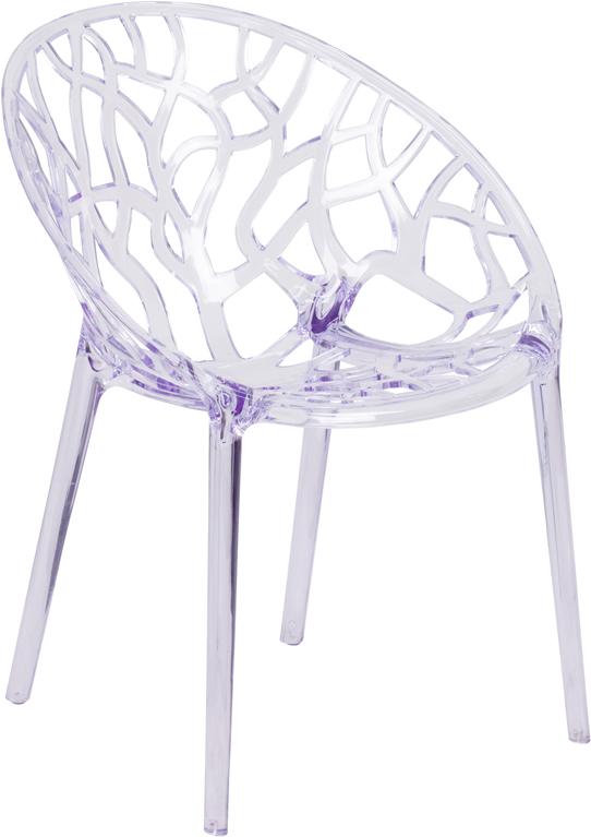 Acrylic Lounge Chair