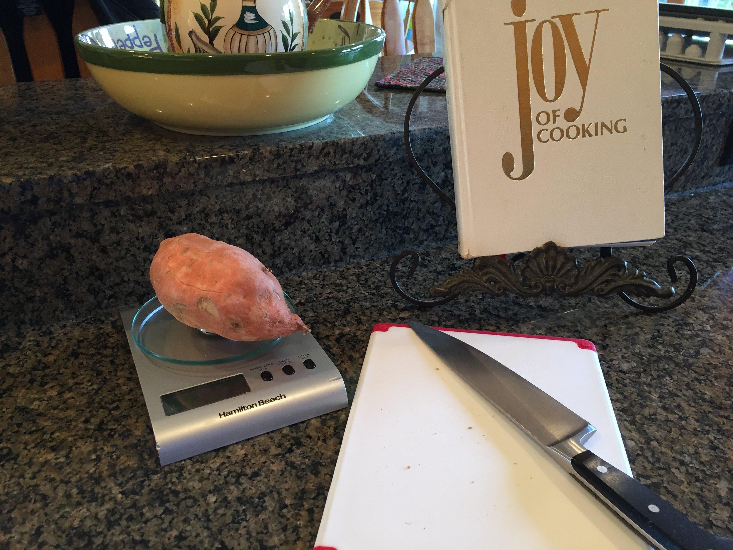 Sweet Potato 15.2 ounces or 432 grams