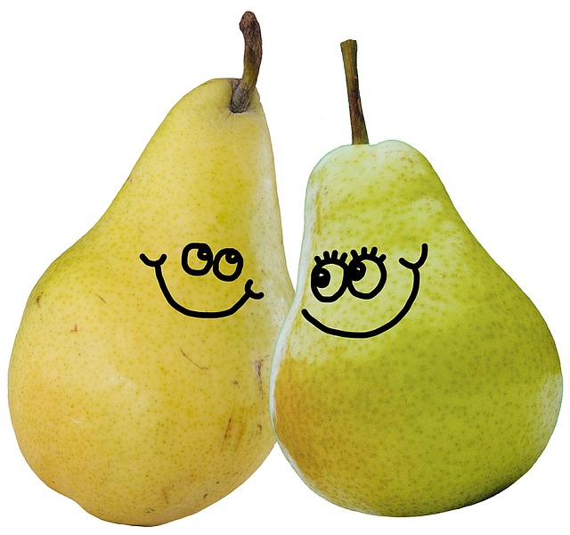 Remember  - Eating a whole pear, skin and all, is best for your body.However, if you buy pear juice, make sure it is NOT strained or else you'll lose all of the wonderful health benefits of the pulp.