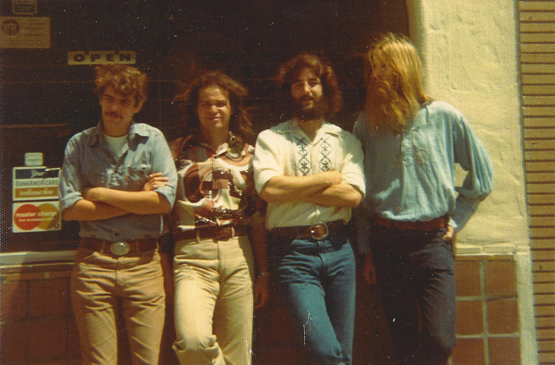 The Cooncreek Band - 1975