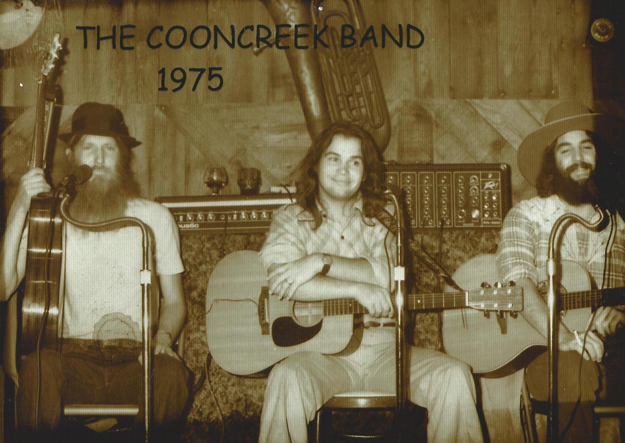 At Alexander's Harvest - 1975