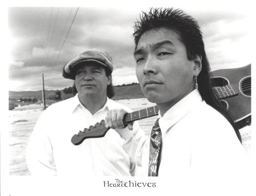 The HeartThieves - Chet Hogoboom & Doug Tomooka.