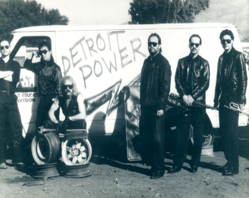 Click the above image to see even more CT & the Detroit Power pictures!