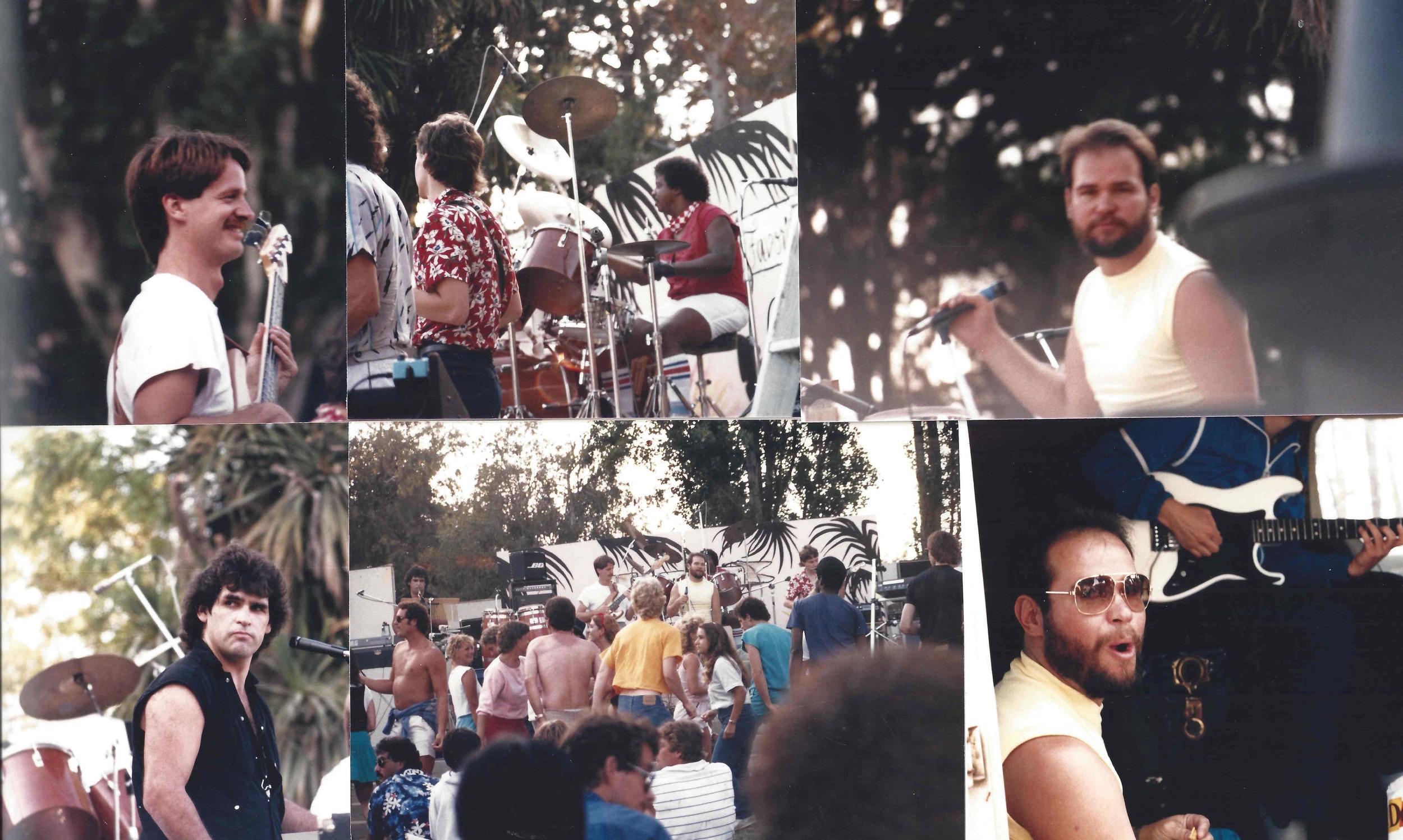 FATZ - Flower Fest 1988