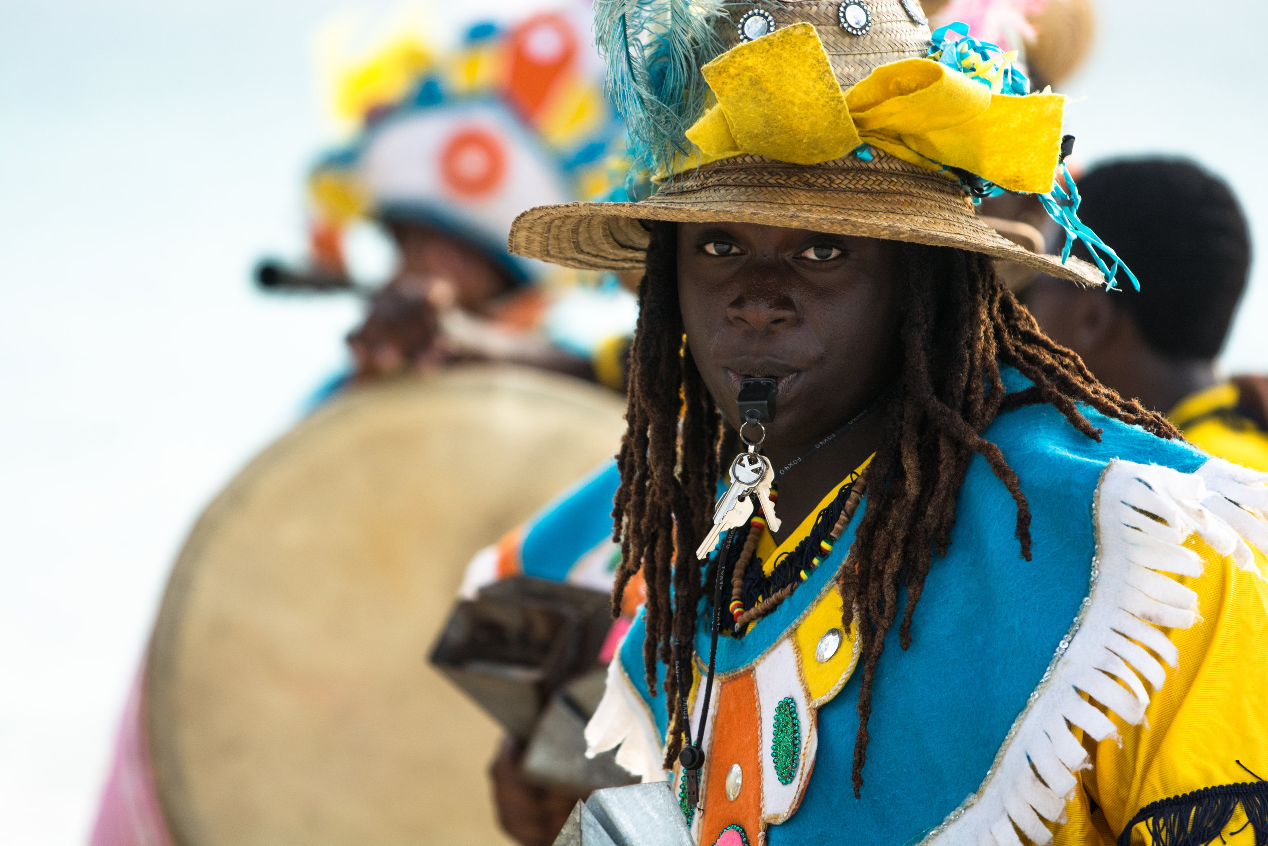 July: Masquerader | Providenciales, TCI - The best thing about being new on an island is the opportunity to be both a local and a tourist at the same time.