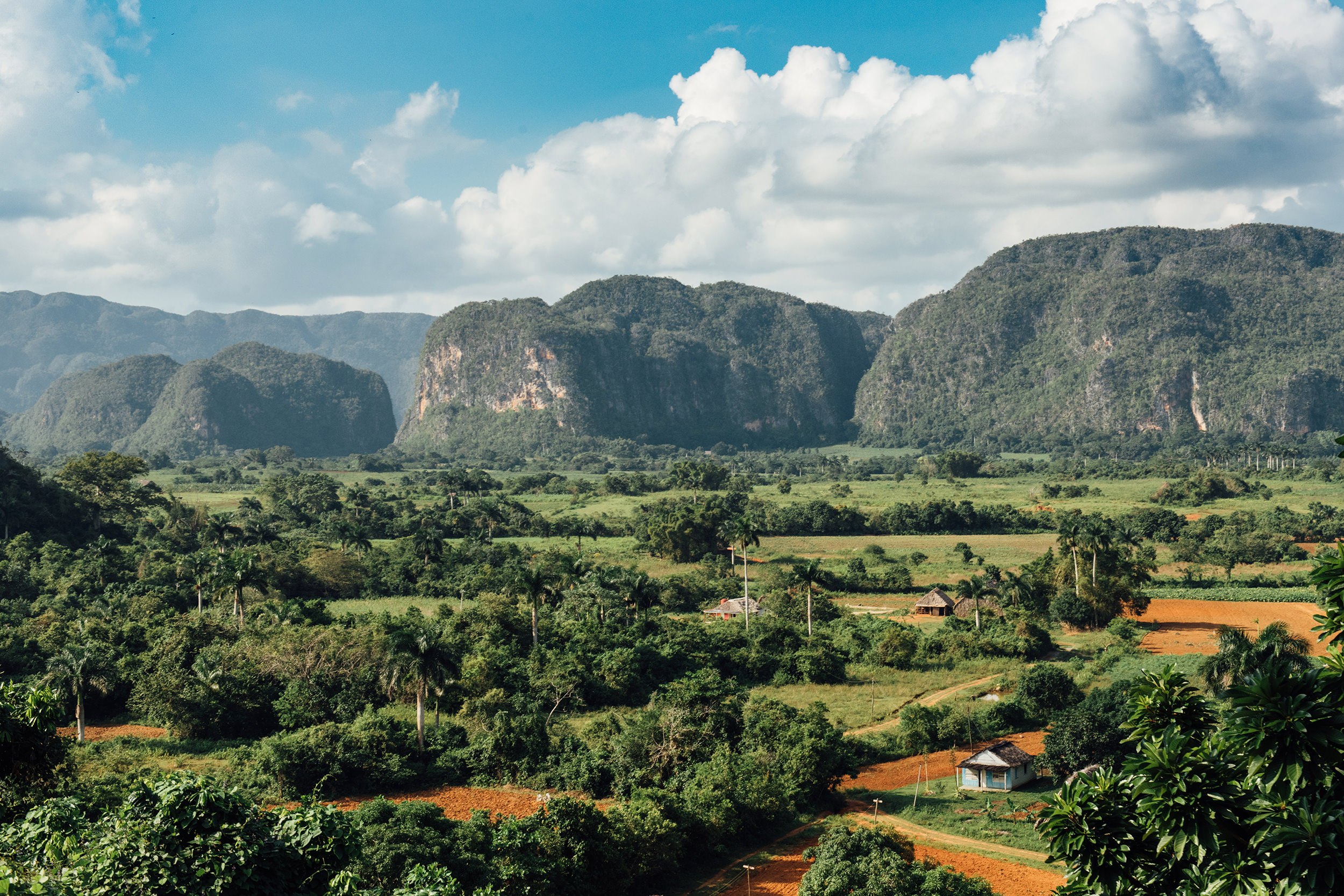 outdoors adventure day trip to farming land and vinales valey of cuba