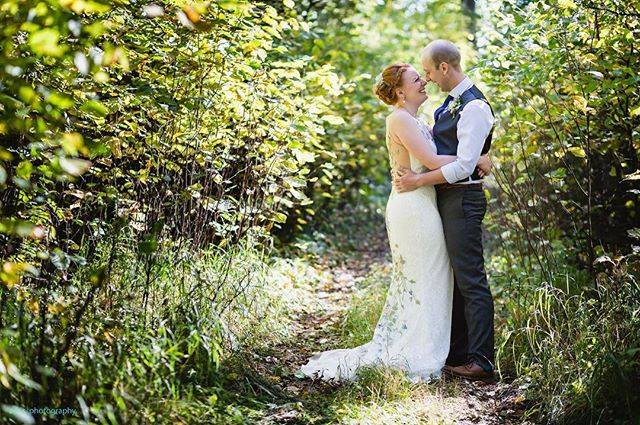 Amanda and Tyson.  Married.