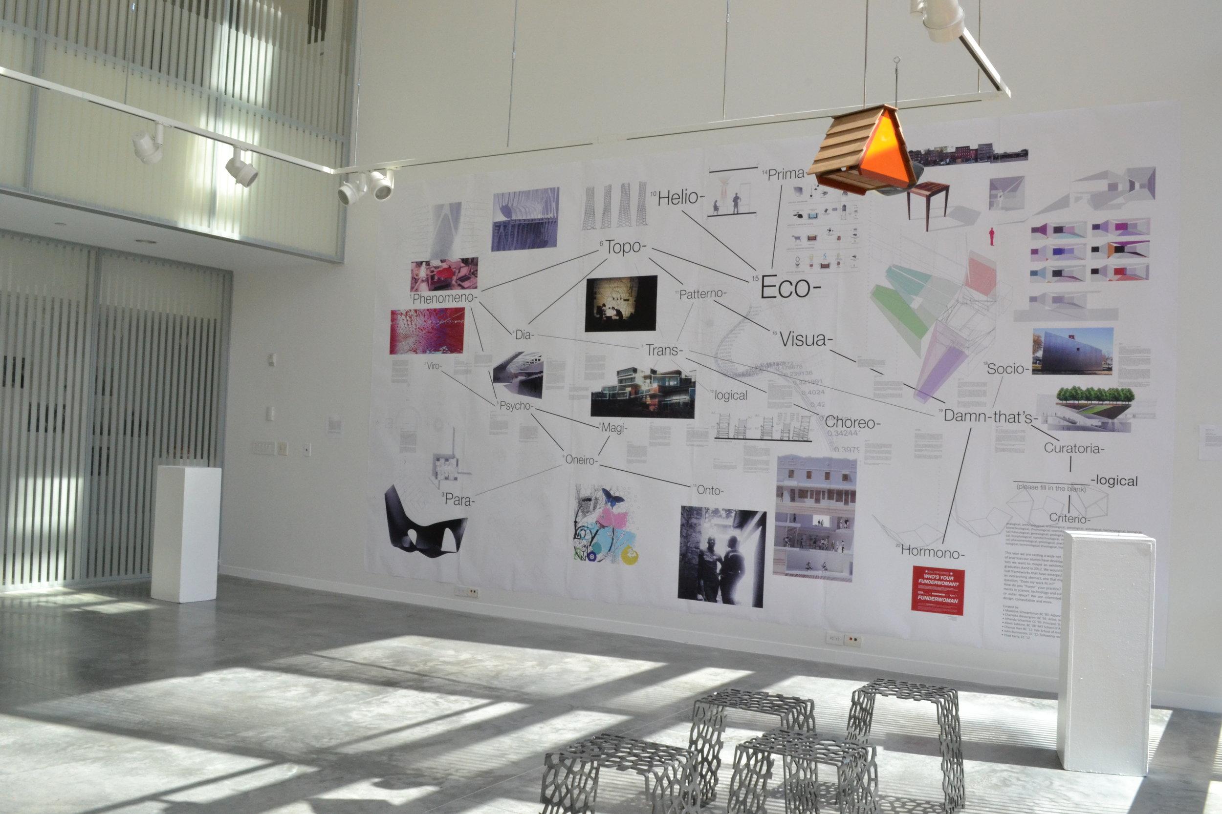 ___ logical: Barnard + Columbia Alumni Exhibition