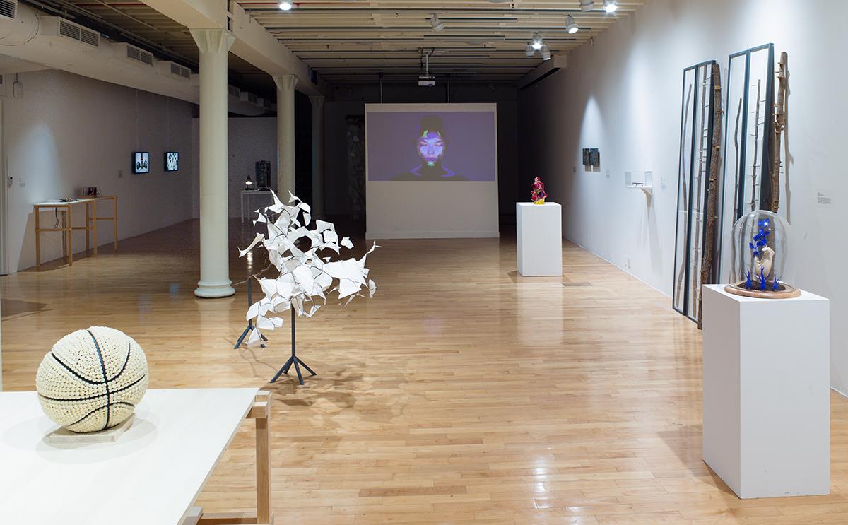 See Yourself E(x)ist at Pratt Manhattan Gallery, 12/2017-2/2018