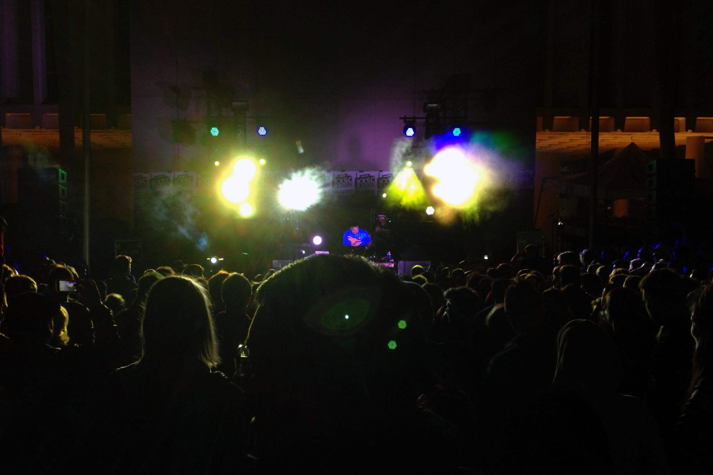 KXSC Fest, Los Angeles