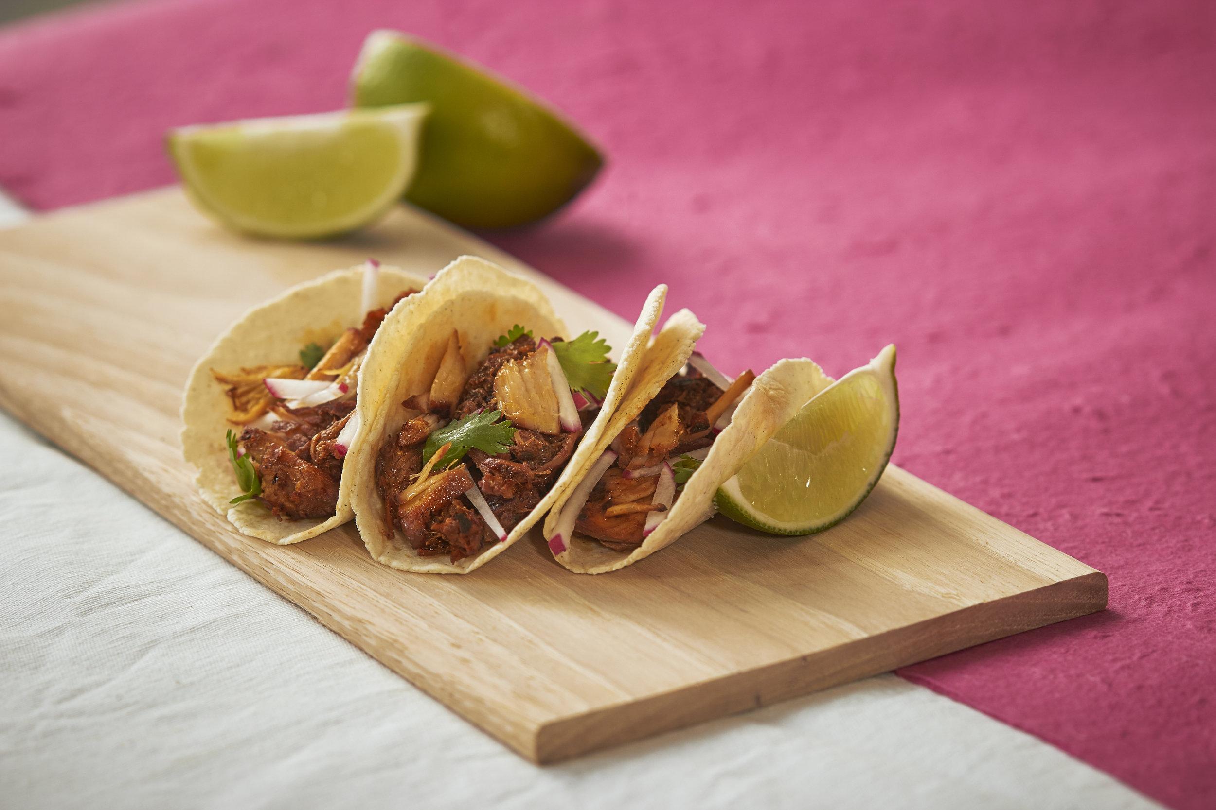 Tacos de chilorio