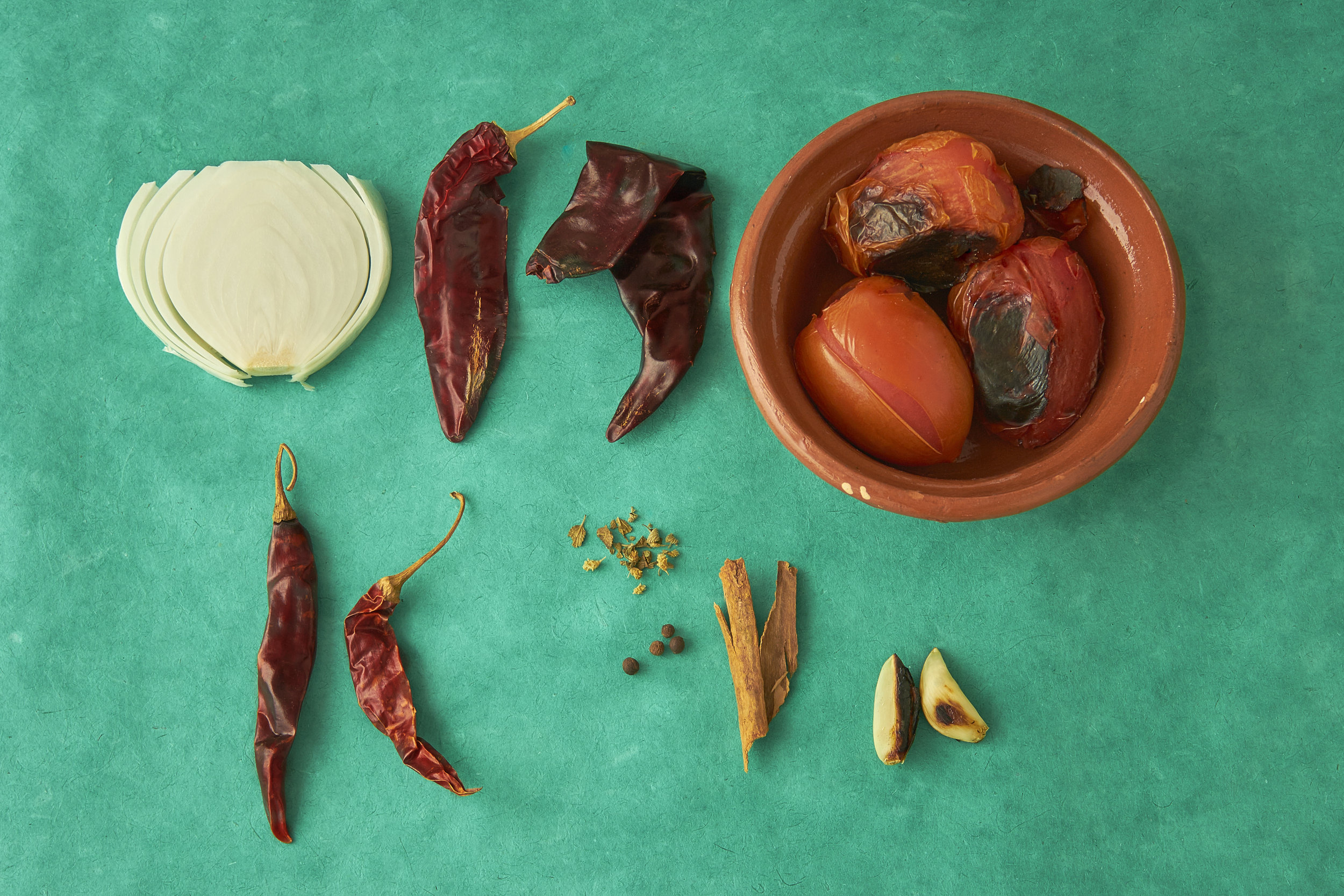 Chile Relleno Sauce Ingredients