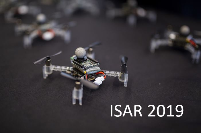 3rd International Symposium on Aerial Robotics 2019 - (photo by Nick Iwanyshyn)