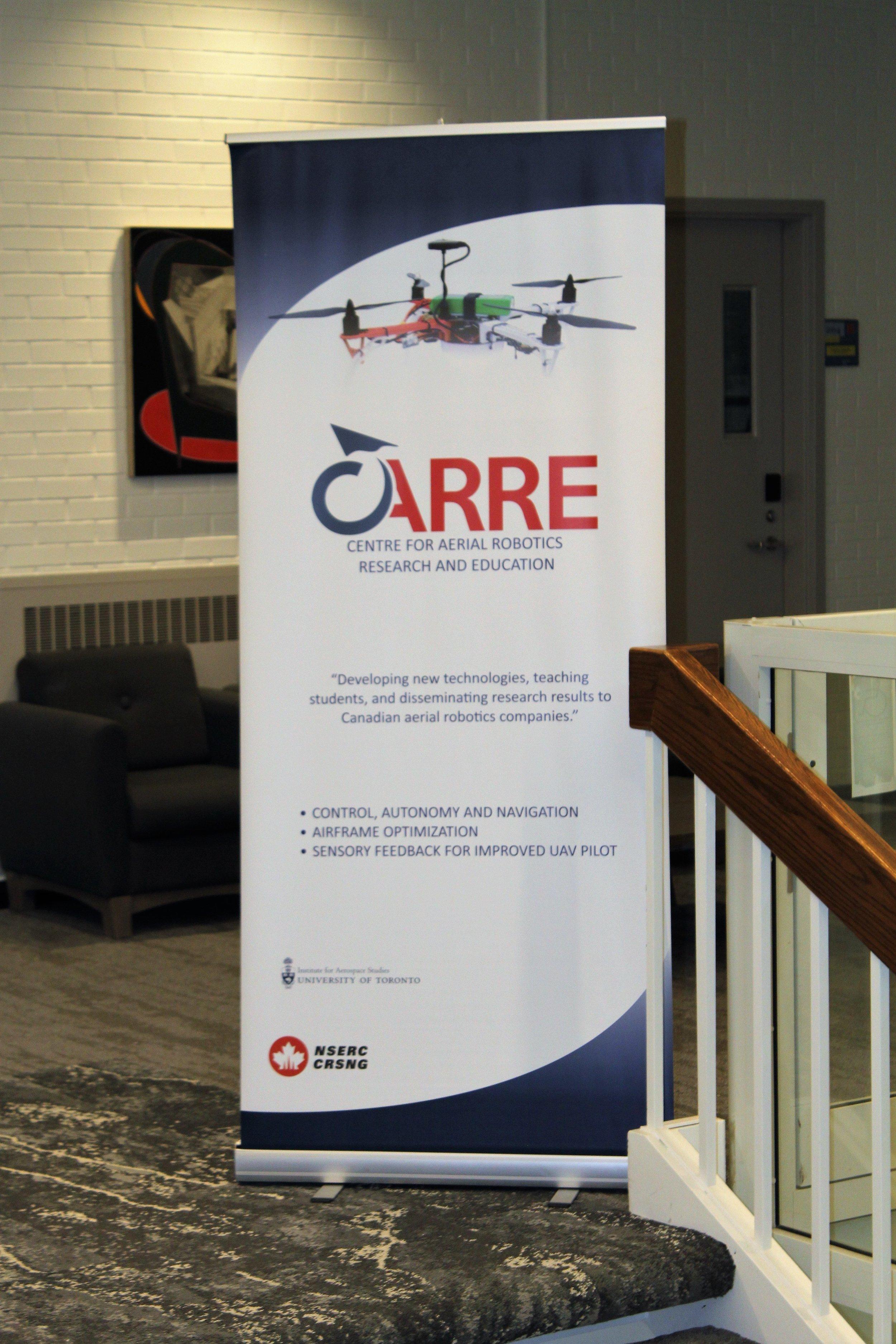 International Symposium on Aerial Robotics — CARRE