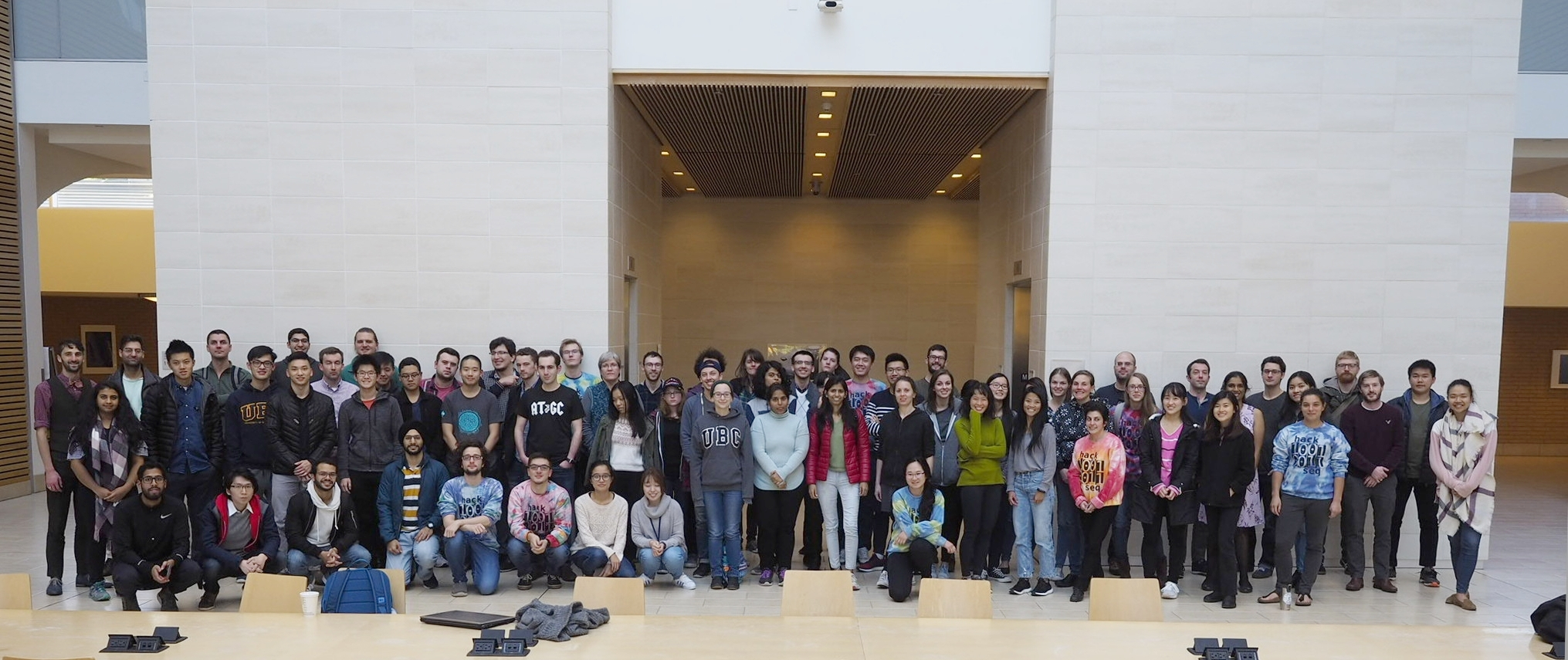 hackseq18 was a resounding success! Big thanks to all the participants, team leaders, and volunteers.