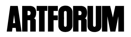 Artforum logo.png