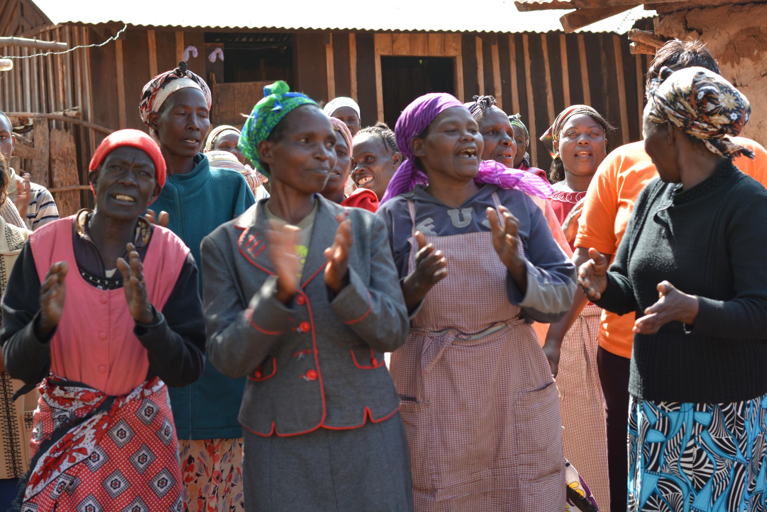 Women of Meru