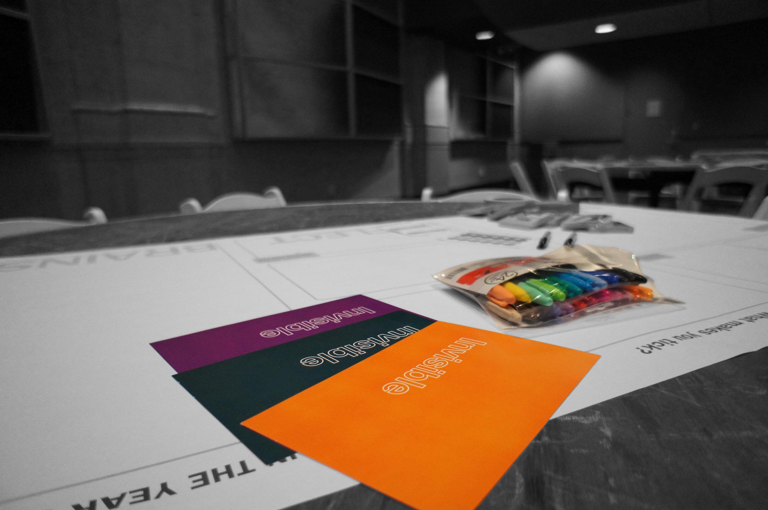 Designing Policy workshop materials