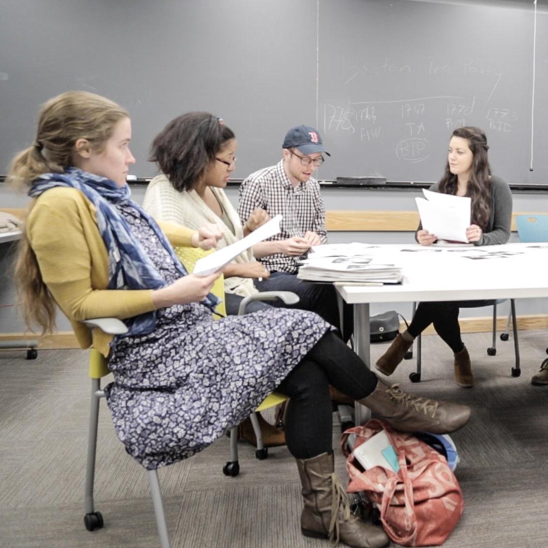 6 - undergraduate course assistants