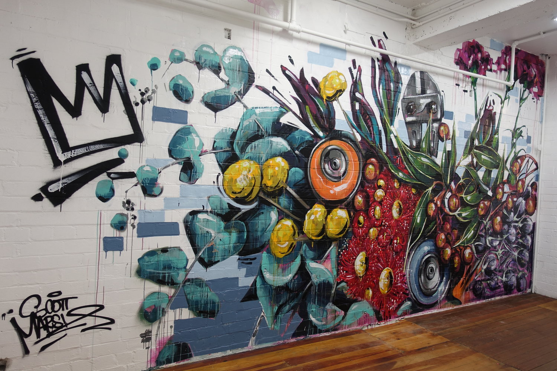 Scott Marsh – Australian Graffiti