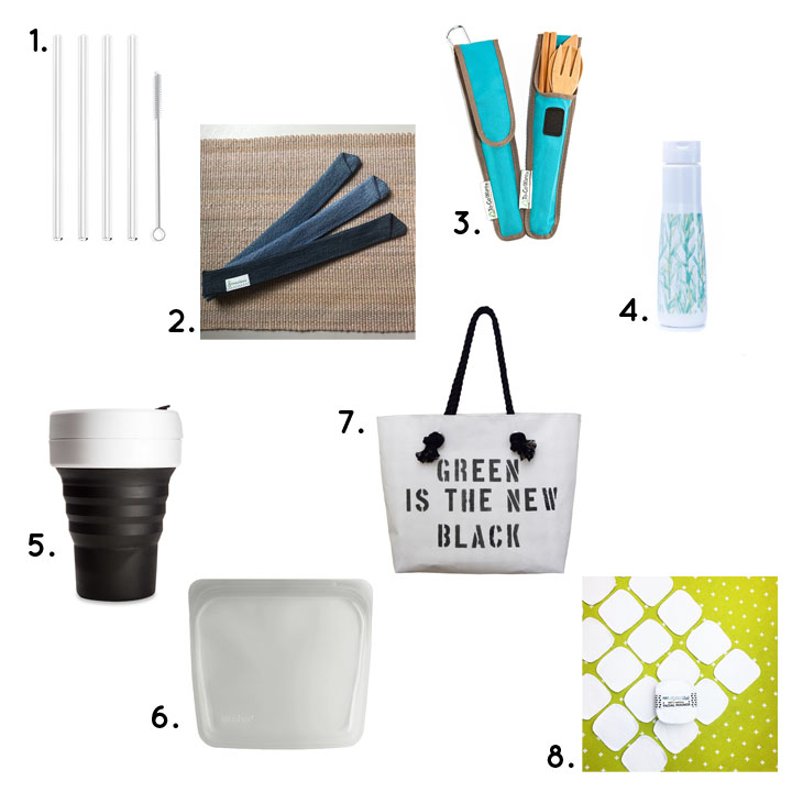Eco Friendly Products - 8 Ways to Reduce Your Single Use Waste
