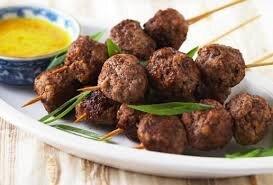 Meatballs Sticks