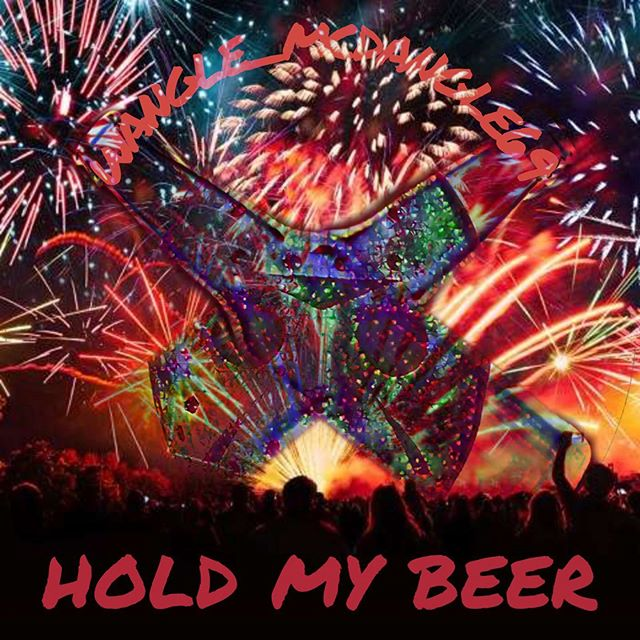Wangle Mcdangle69 here to let everybody know the new #holdmybeer #podcast were they celebrate their independence the only way they know how is out . #independenceday #4thofjuly #beerreview #comedypodcast #buttergang #fireworks