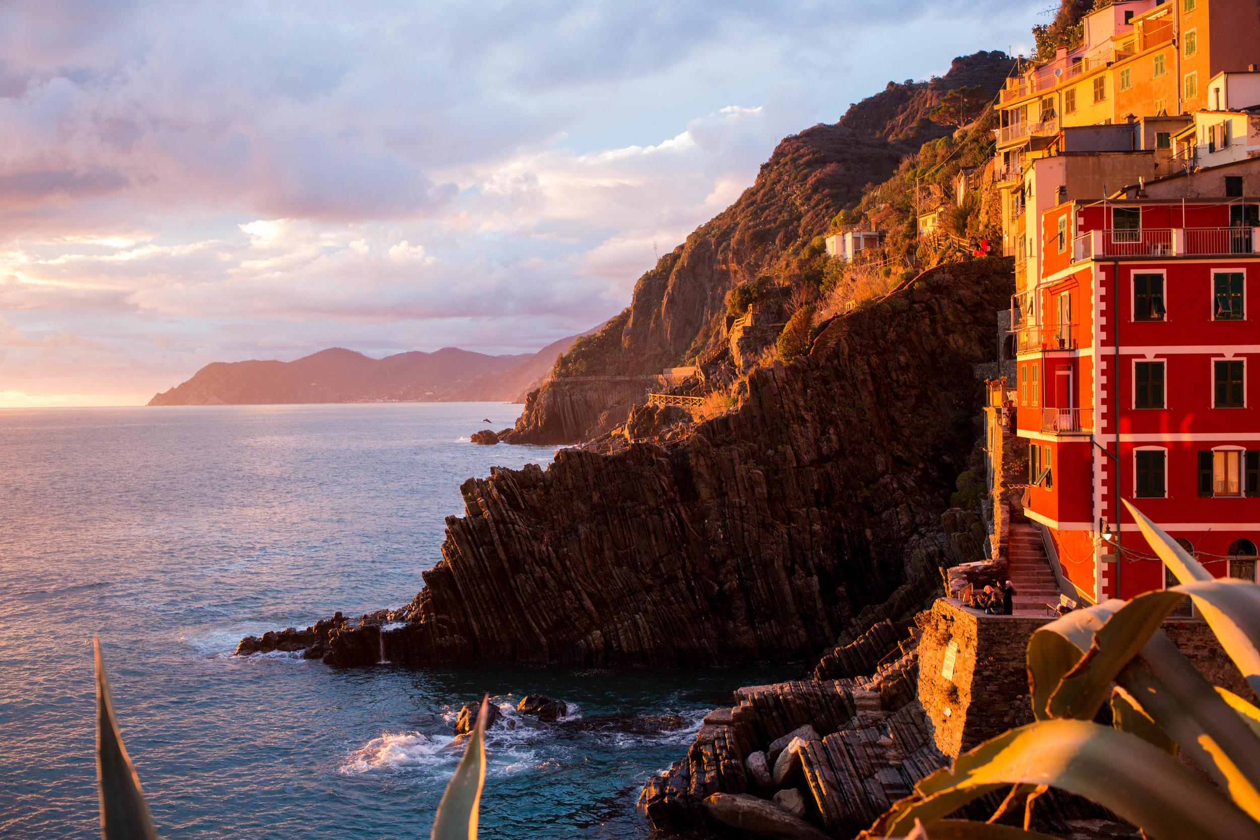 Cinque Terre, Italy - 2018