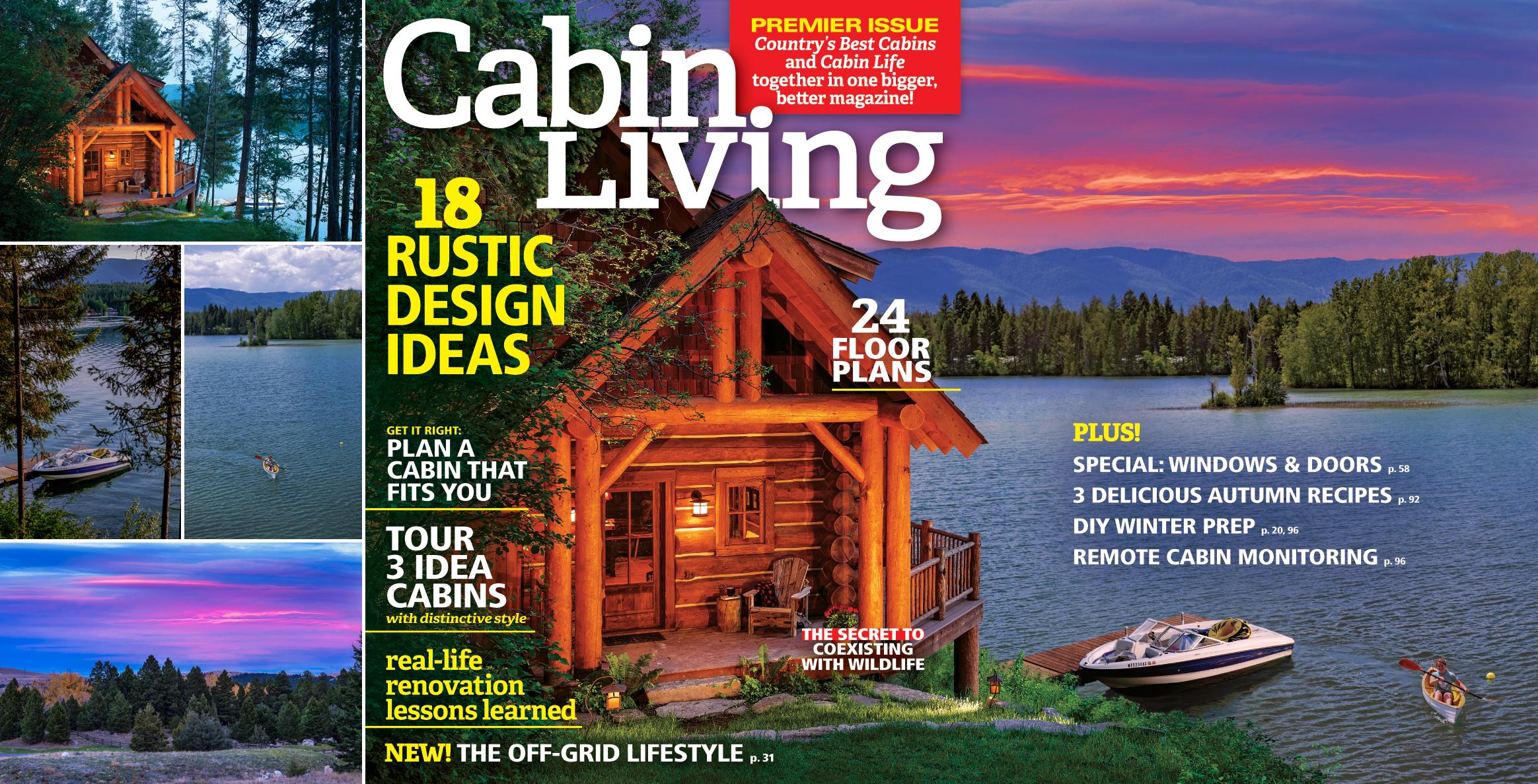 Cabin Living Composite