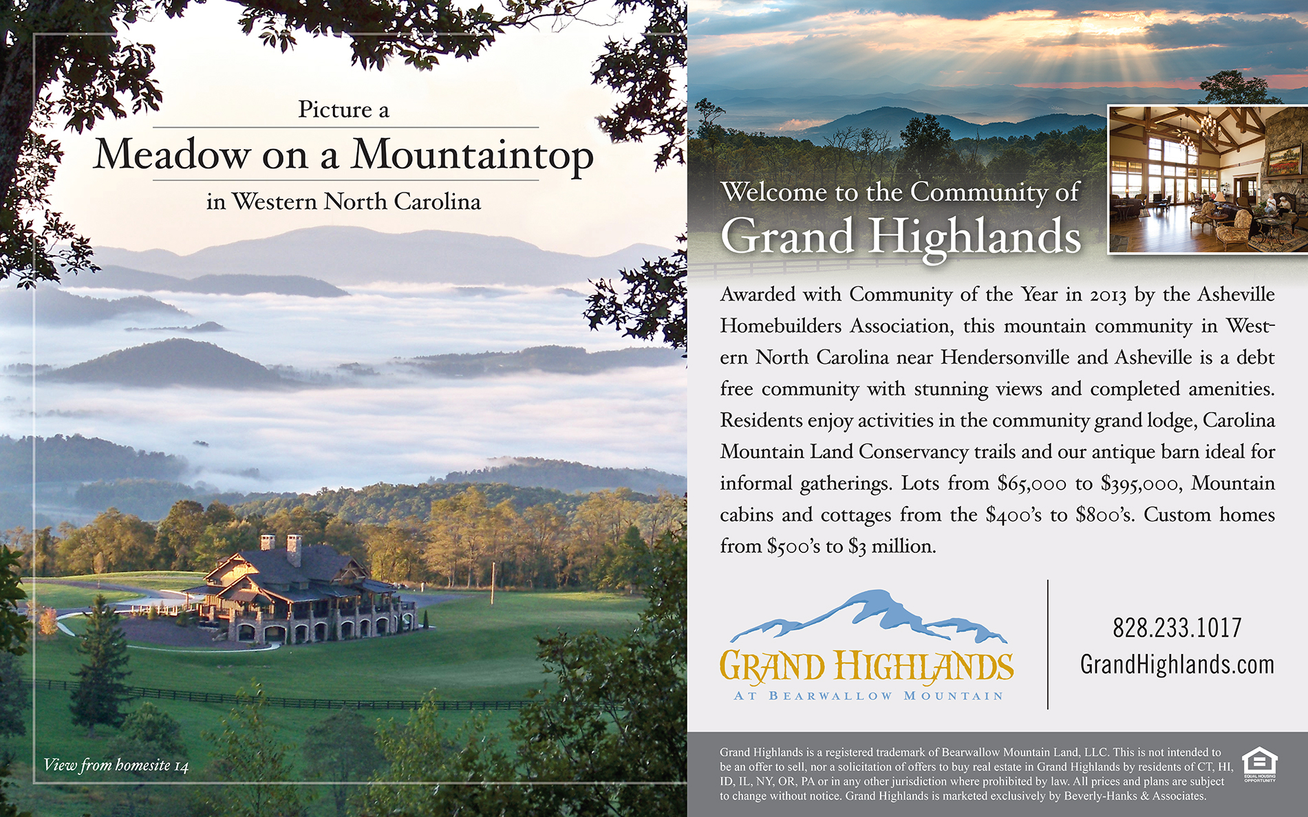 Grand Highlands Ad