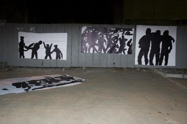 David Ter-Oganian poster digital street art