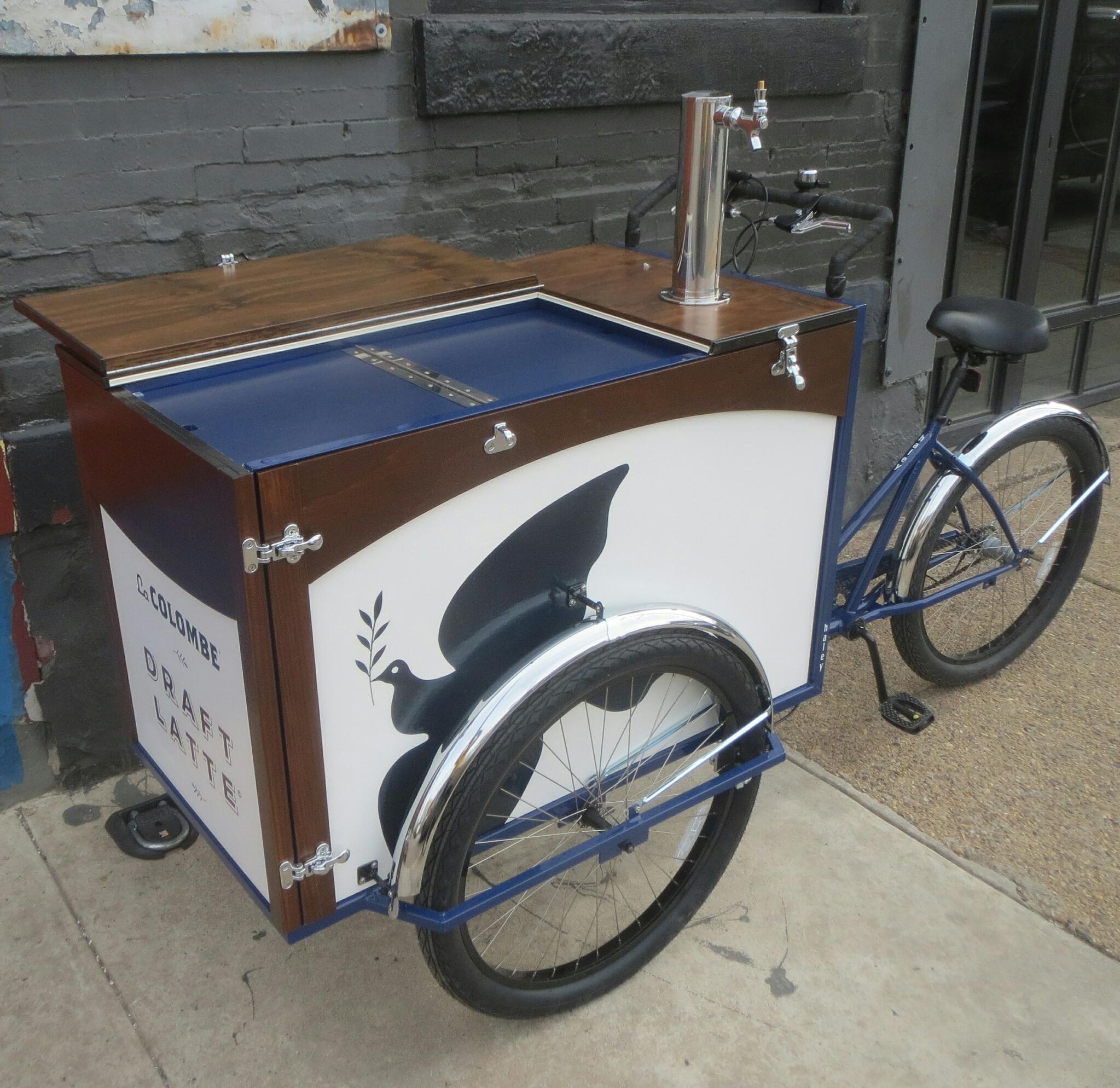 La Colombe Coffee Trike
