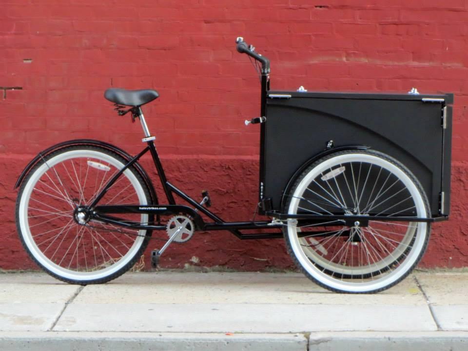 All black Book Bike