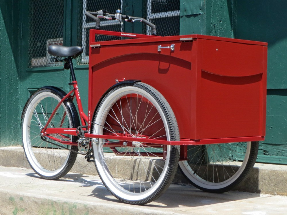 Standard Cargo Tricycle