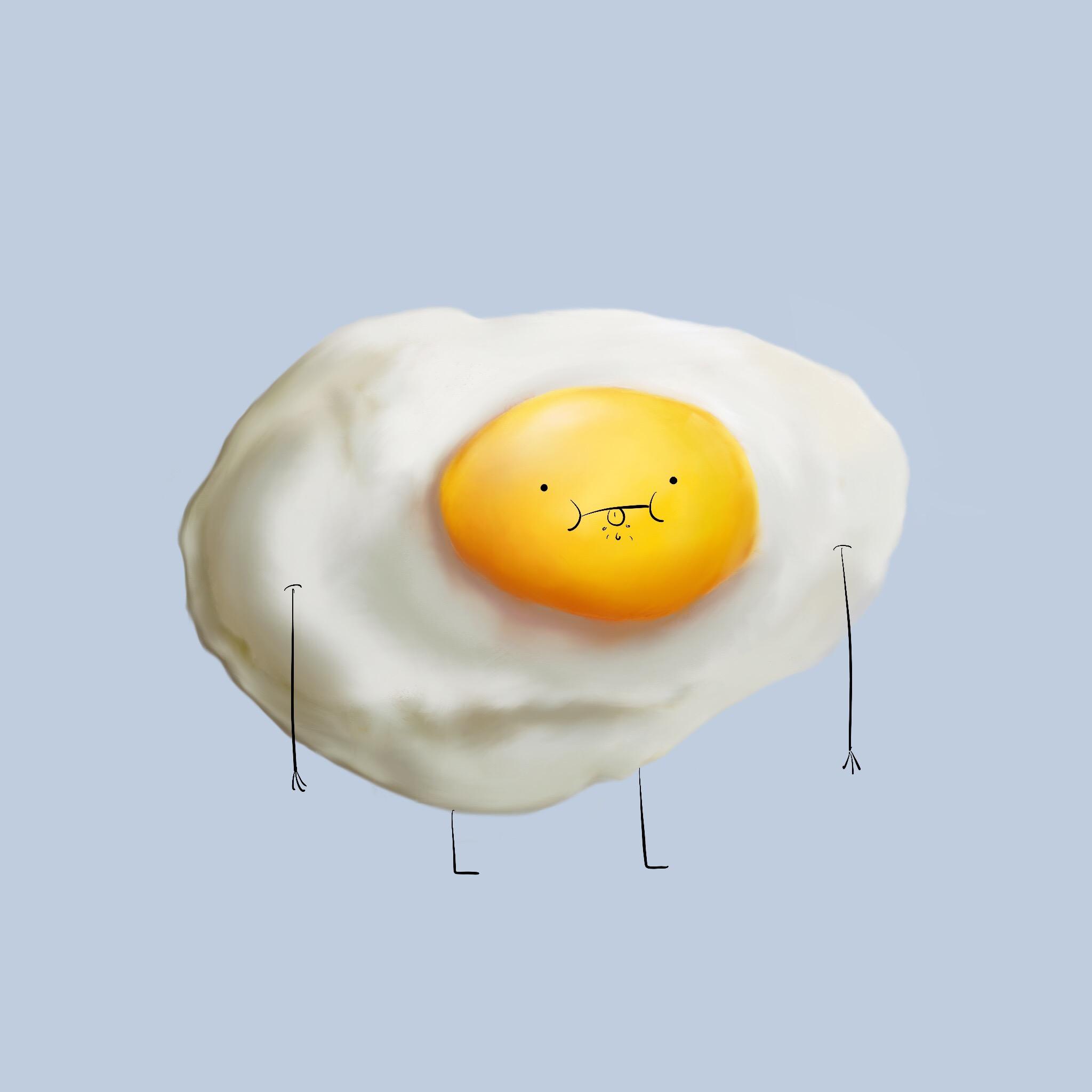 a sassy egg
