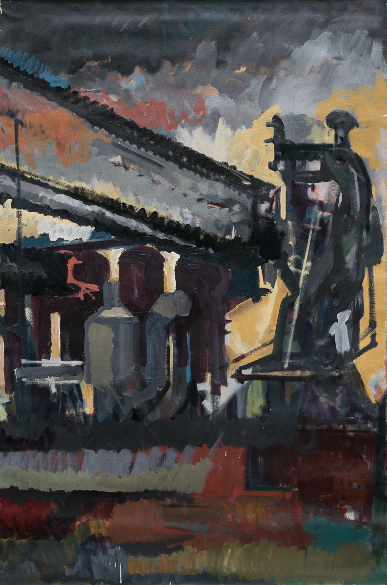 Gas station and Steel mills-17.jpg