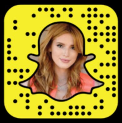 Bella Thorne - Bella Thorne snapchat - bellathorndab